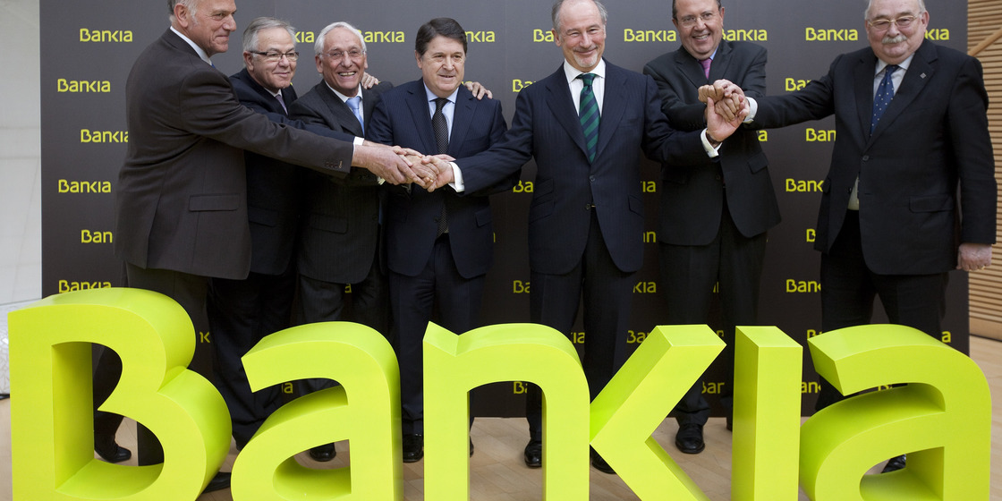 The Mother Ship Bankia